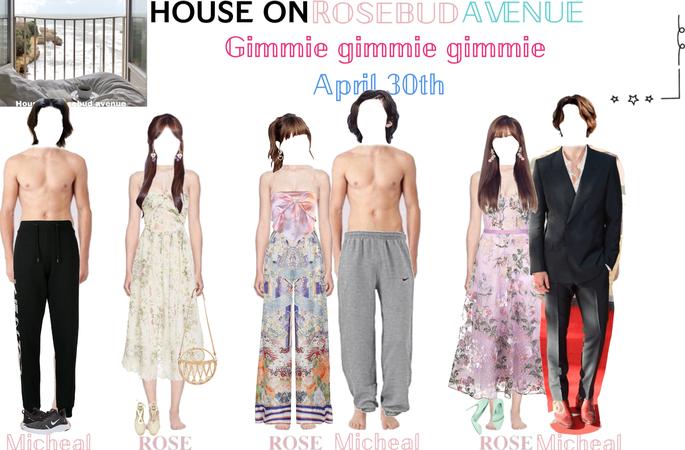 HOUSE ON ROSEBUD AVENUE EPISODE 3: GIMME GIMME GIMME