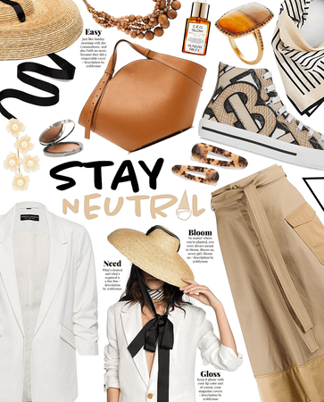 still feeling neutral | summer neutrals