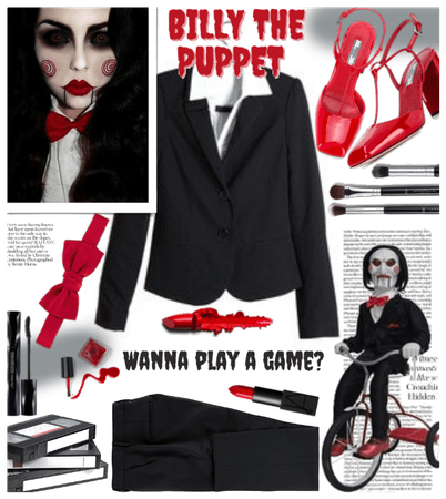 Billy the puppet 👹👺
