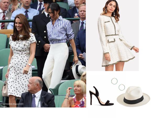 Royal day at Wimbledon
