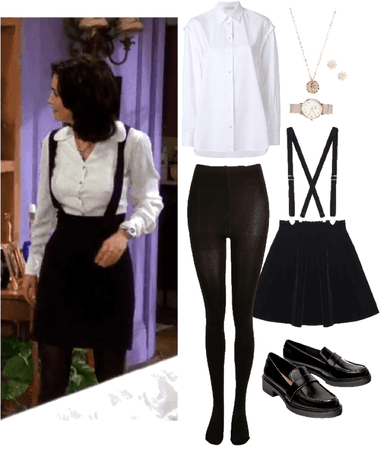 Monica Geller's Inspired Outfit