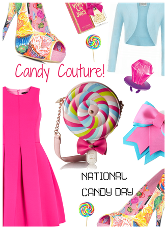 National Candy Day=Candy Couture