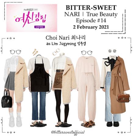 BITTER-SWEET [비터스윗] (NARI) True Beauty 210202