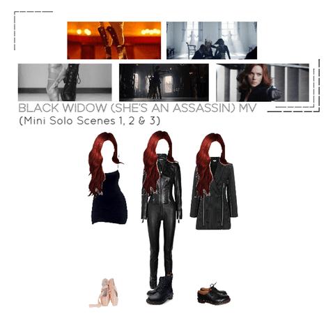 BSW BLACK WIDOW MV