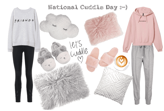 National Cuddle Day Looks