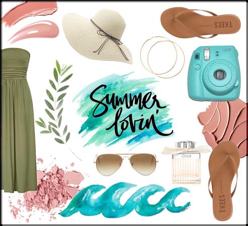 summer maxi dress trend