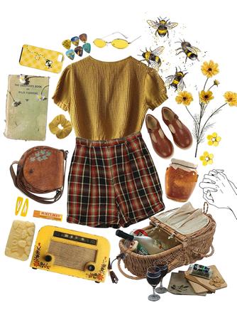 you're my honeybee