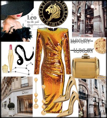 Leo luxury style