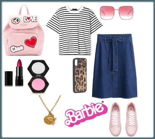 barbie-inspired