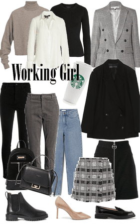 Fall Office Capsule