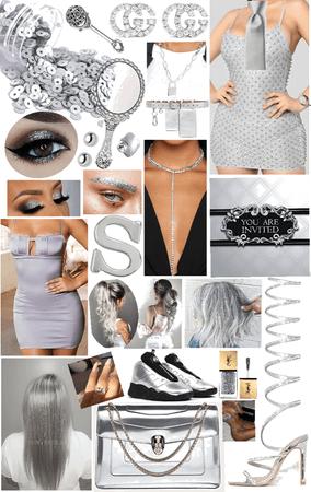 silver diamond 💎