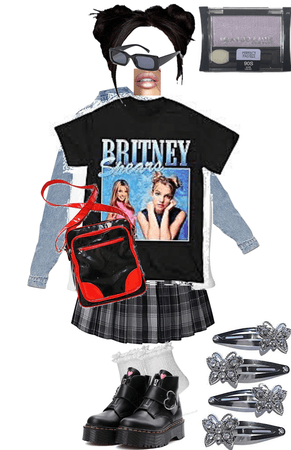 Britney Spears Graphic Tee
