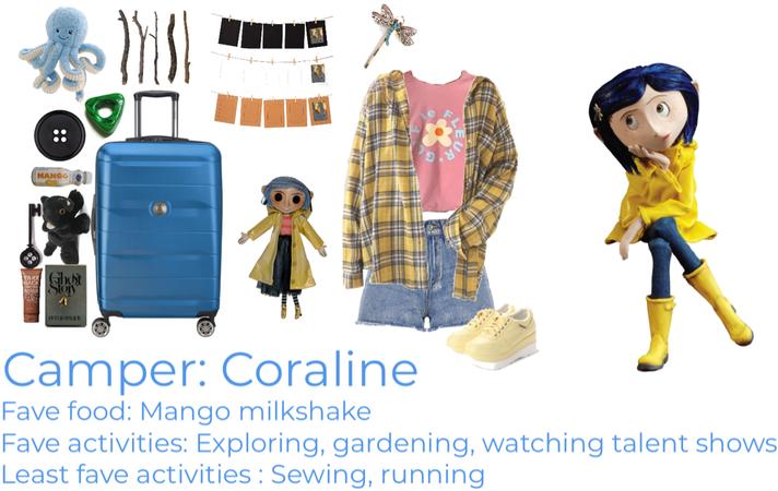 Camper Coraline