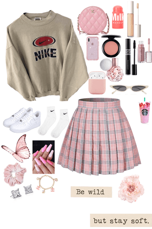 aesthetic pink