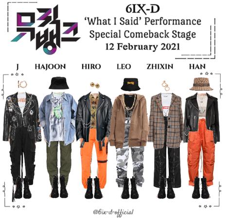 6IX-D [식스디] Music Bank 210212