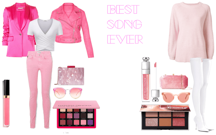 Best Song Ever Music Video Outfit Idea