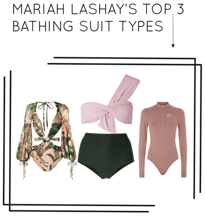 My Top 3 Bathing Suit Types