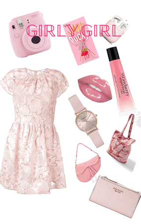 girly girl  ◕◡◕