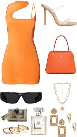 Orange Club Night