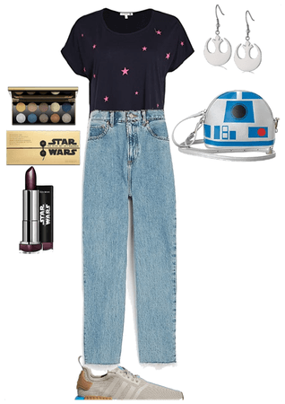 Star Wars inspired