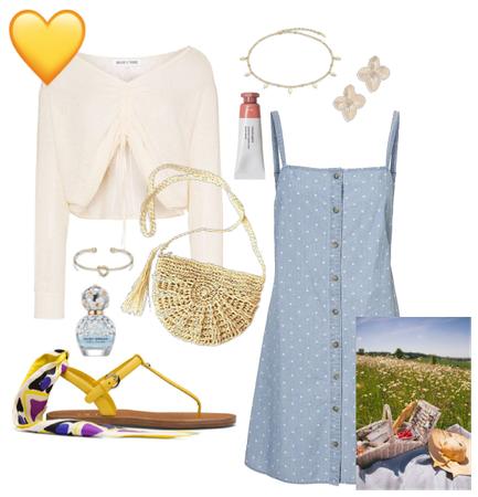 a picnic day outfit