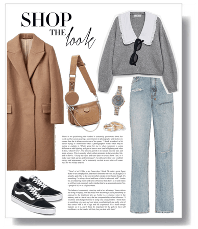 Capsule Wardrope: Coat Outfit