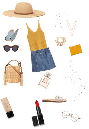 summer glam