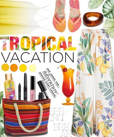 Tropical Vacay