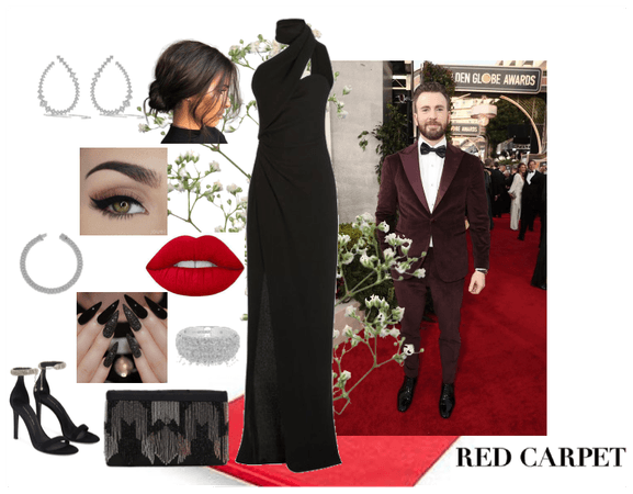 Red Carpet with Chris Evans