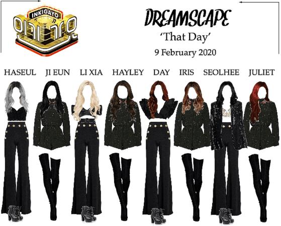 DREAMSCAPE [드림스게이프] Inkigayo 200209
