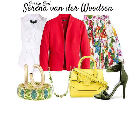 gossip girl - Serena van der Woodsen