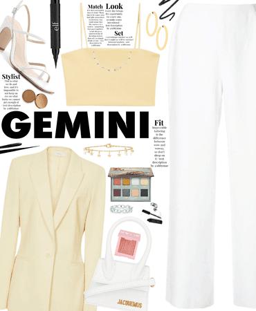 Gemini yellow style