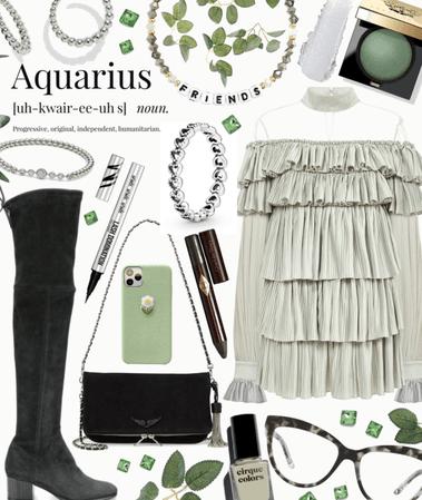 The Dreamy Aqaurius
