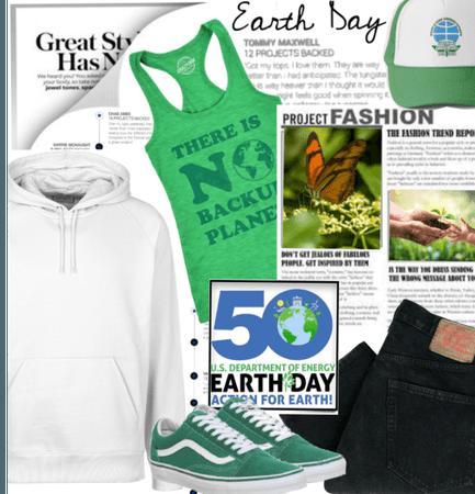 Earth day 2020.