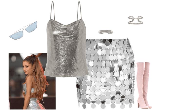 Ariana at Coachella