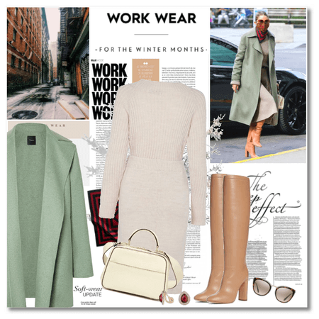 Work Wear - For the Winter Months