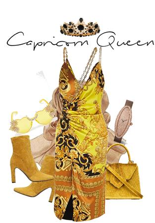 Capricorn ♑️ Queen 👑