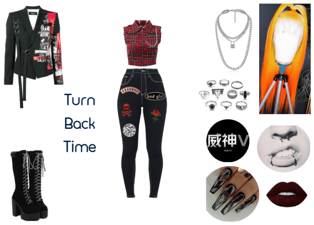 Turn Back Time- WayV