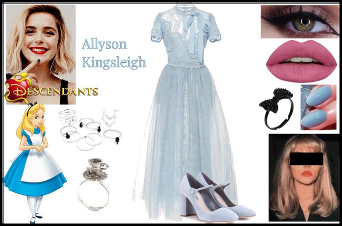 Allyson Kingsleigh - Coronation