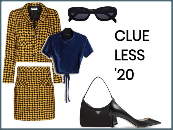 CLUELESS'20
