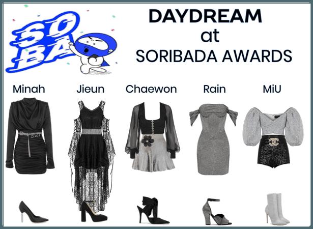 DAYDREAM at SORIBADA awards 2020