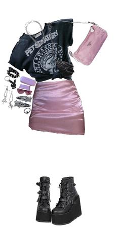 Barbie goth