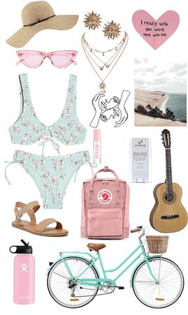 beach gurl :)