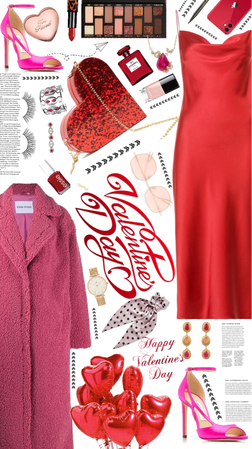 Red and Pink/ Valentines Day