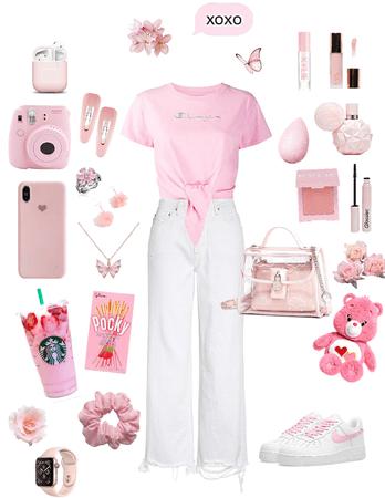 pink & pink & pink