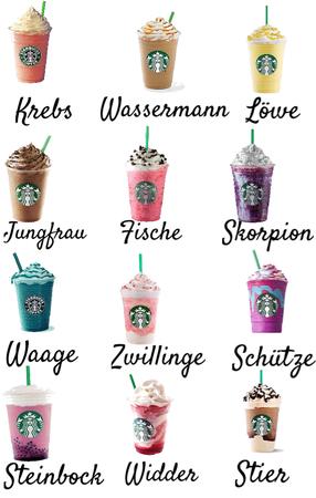 Starbucks Sternzeichen