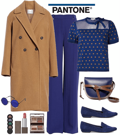 Back to Work Pantone Color of 2020 Classic Blue