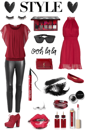 Cherry Red Style