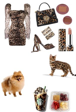 leopard skin🐆