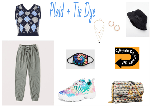 Opposite Day/ Mixed Style